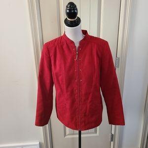 Allison Daley Zip Jacket